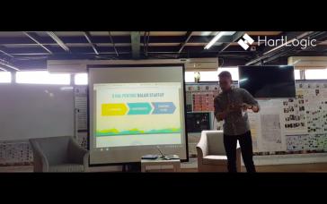 HLIS Pandangan Fachry Danny Arifin tentang Passion dan Startup