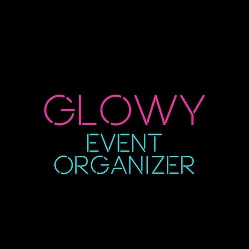 Logo Glowy Event Organizer
