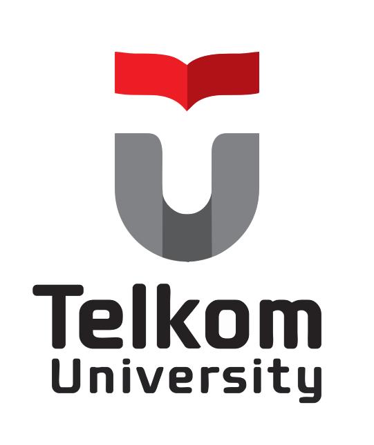 Logo Tel U Telkom University