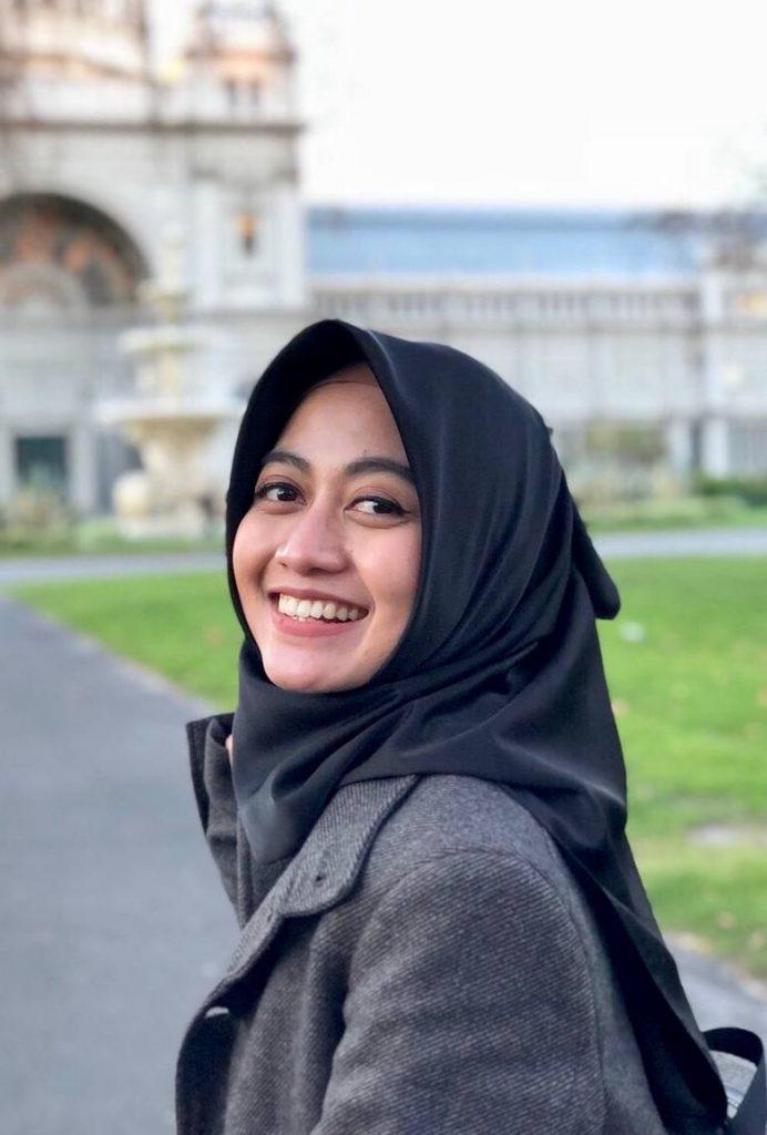 Anggi Auliyani Suharja, Ketua HartLogic Foundation, Ketua Yayasan HaLo Bantu Dunia